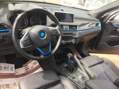 Foreign Used BMW X1 2017 Black for sale