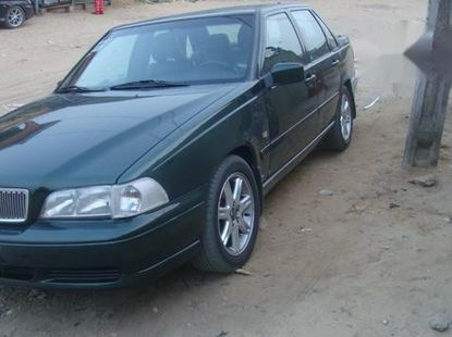 Clean Volvo S70 2001 Green For Sale