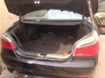 2005 BMW 520i for sale in Lagos