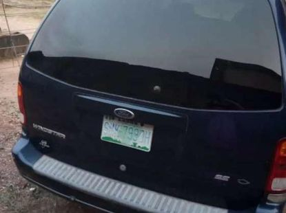 Clean Ford Windstar 2003 for sale