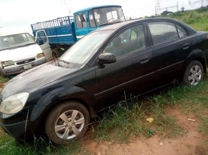 Well-maintained 2008 Kia Rio for sale