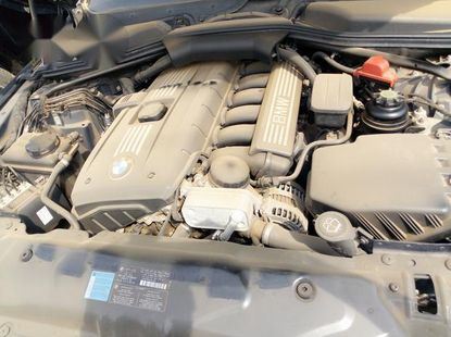 BMW 528i 2008 Gray for sale