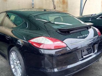 2013 Porsche Panamera for sale in Lagos
