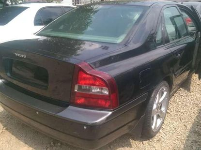 2002 Volvo S40 for sale