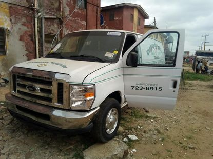Almost brand new Ford E-250 Petrol 2010