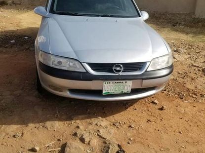 Opel Vectra 1999 Silver for sale