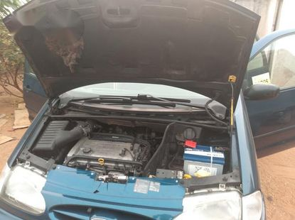 Ford Galaxy 1998 Blue for sale