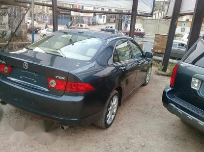 Acura TSX 2006 Green for sale
