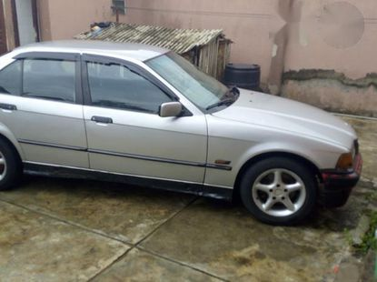 BMW 325i 1999 Gray for sale