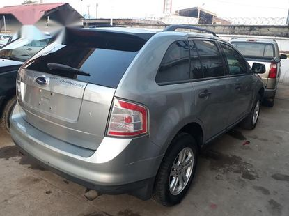 Ford Edge 2008 Gray for sale