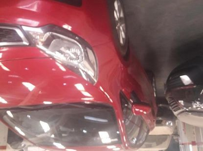 Kia Rio 2016 Red for sale
