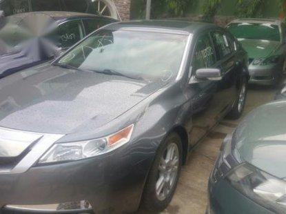 Acura TL 2010 Gray for sale
