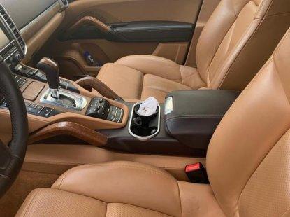 Porsche Cayenne 2015 Blue for sale