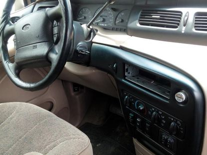 Ford Windstar 1999 Green for sale
