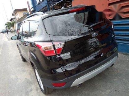Ford Escape SE 2017 Black for sale