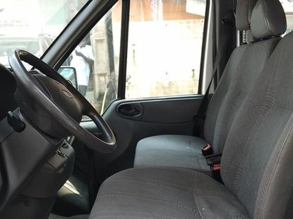 Ford Transit 2001 Gray for sale