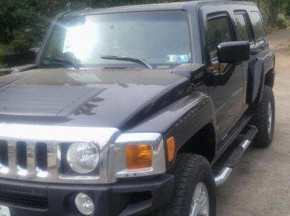 Hummer H3 2008 Black for sale