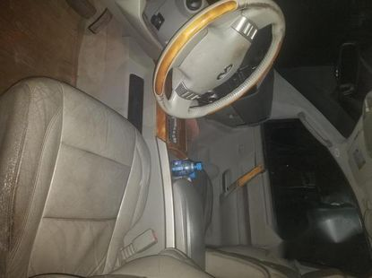 Infiniti QX56 2004 Gold for sale
