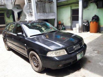 Audi A4 2001 1.6 Black for sale