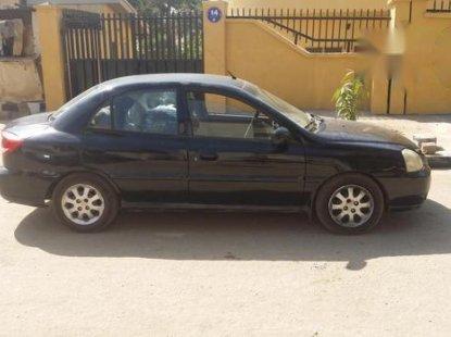 Kia Rio 2003 Black for sale
