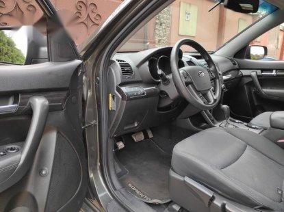 Kia Sorento EX 2012 Gray for sale