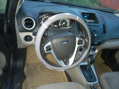 Ford Fiesta 2014 Gray for sale