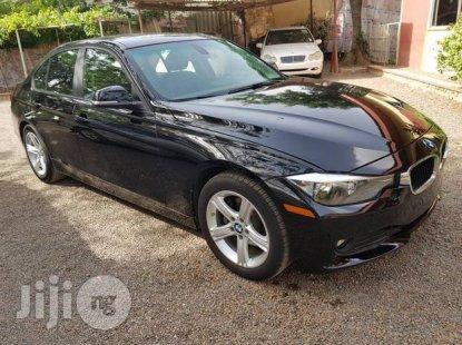 BMW 320i 2014 Black for sale