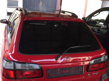 Mazda 626 2000 Wagon Red for sale