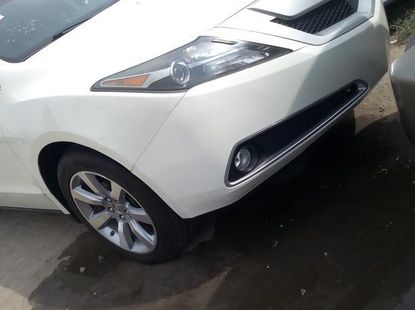 Acura ZDX 2010 White for sale