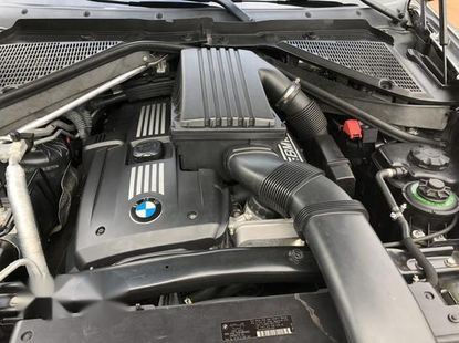 BMW X5 2009 3.0si Gray for sale