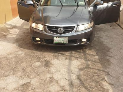 Acura TSX 2007 Automatic Gray for sale