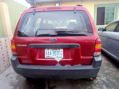 2003 Ford Escape Automatic Petrol well maintained