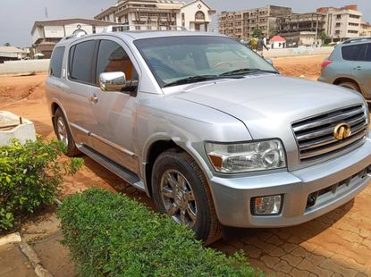Almost brand new Infiniti QX80 Petrol 2006 for sale