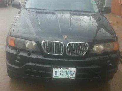 BMW X5 2005 4.4i Black for sale