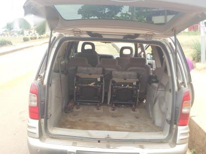 Chevrolet Trans 2001 Silver for sale