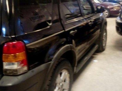 Ford Escape 2006 Black for sale