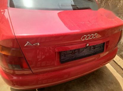 Audi A4 2000 Red for sale
