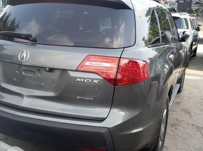 Acura MDX 2008 Petrol Automatic Grey/Silver for sale