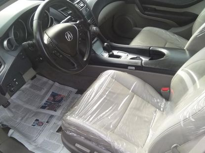 Almost brand new Acura ZDX 2011 for sale