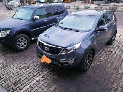NIGERIA USE 2015 KIA SPORTAGE SUV for sale