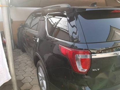 Archive: New Ford Explorer 2016 Black for sale