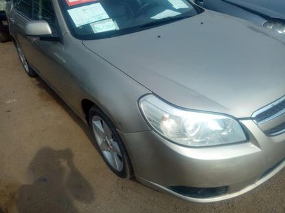 Chevrolet Epica 2008 Gold for sale