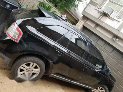 Ford Edge 2007 Black for sale
