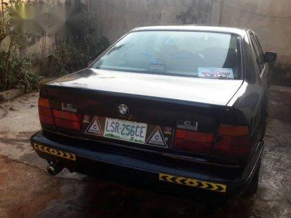 BMW 525i 1999 Black for sale