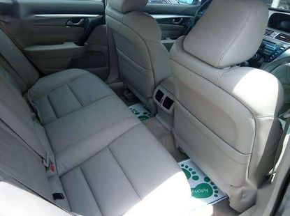 2009 Acura TL Black for sale