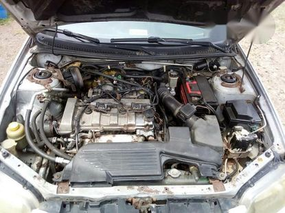 Mazda Protege 2003 Silver for sale