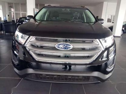 Brand new 2017 Ford Edge Blackfor sale