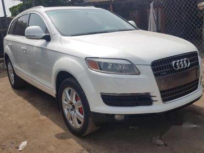 Audi Q7 2008 White for sale