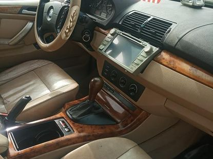 BMW X5 2005 White for sale