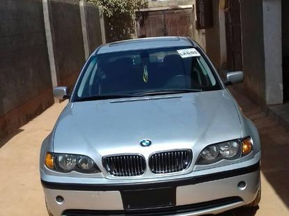 BMW 325i 2005 Silver for sale